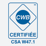 Logo certification CWB