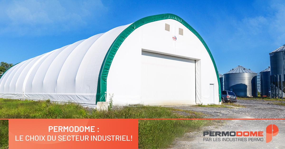 Un Permodome vert industriel